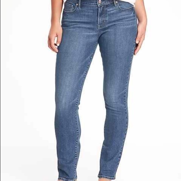 Old Navy Denim - Old Navy Diva skinny jeans, size 4 short